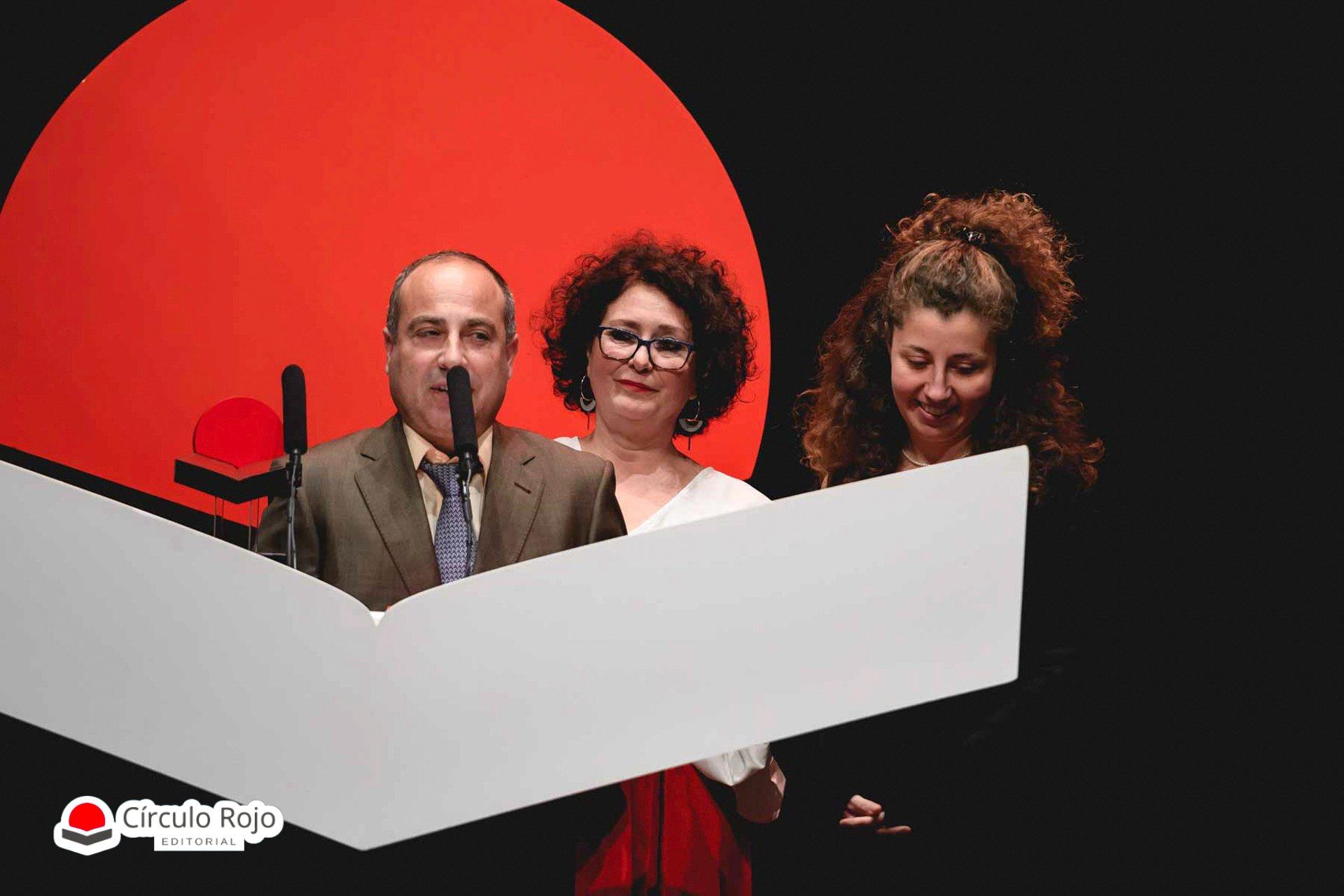 Premios Círculo Rojo 2019 Te Cuento un Cuadro premio categoría relato