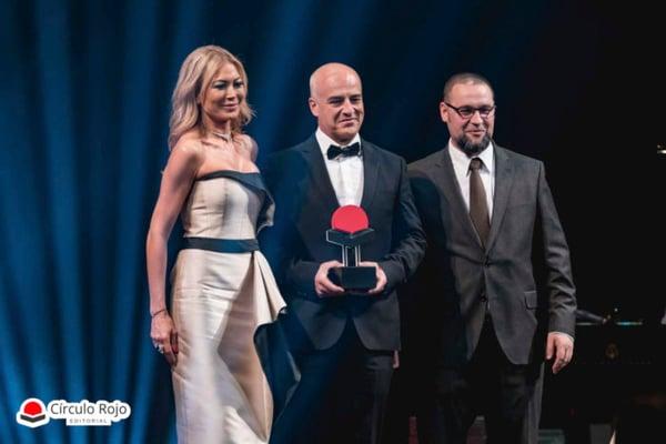 ganador novela histórica gala 2018 circulo rojo