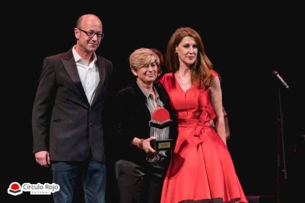 ganadora divulgación gala 2018 ciruclo rojo
