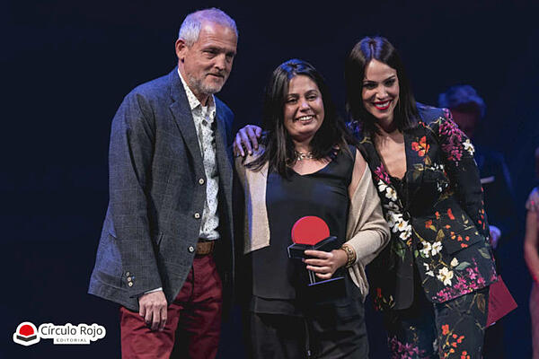 ganadora novela romantica gala 2018 circulo rojo