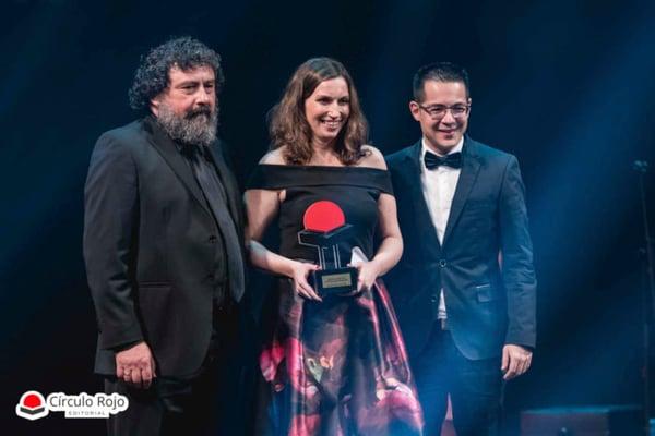 ganadora suspense gala 2018 circulo rojo