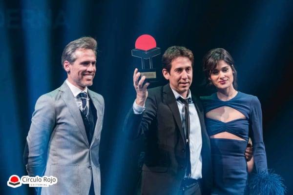 gandor ficción gala 2018 circulo rojo