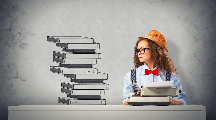 Libros de escritores para escritores