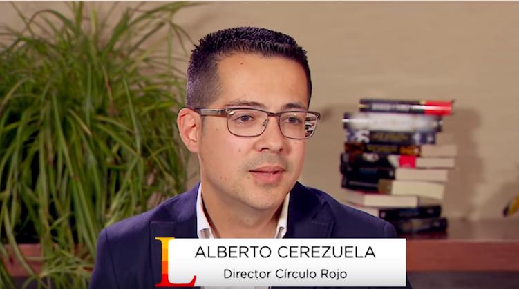 Entrevista al director de Círculo Rojo en La Sexta