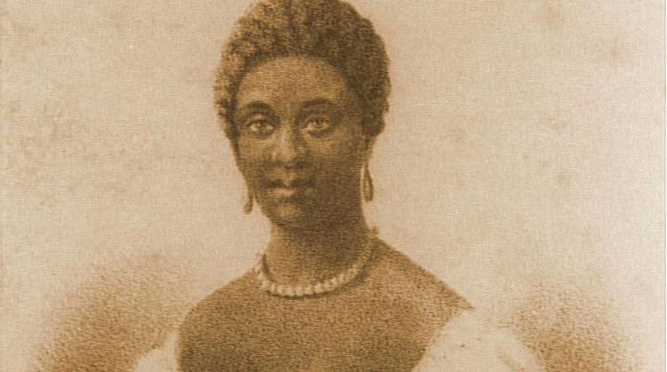 Homo Insolitus: La primera poetisa negra