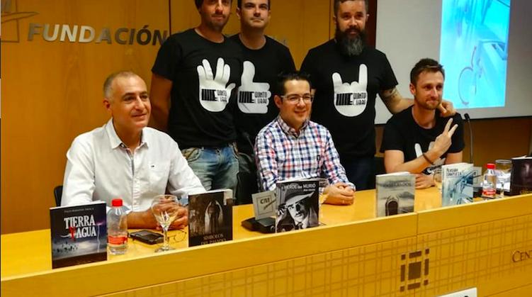 Debate en Murcia sobre la mejor opción para publicar un libro