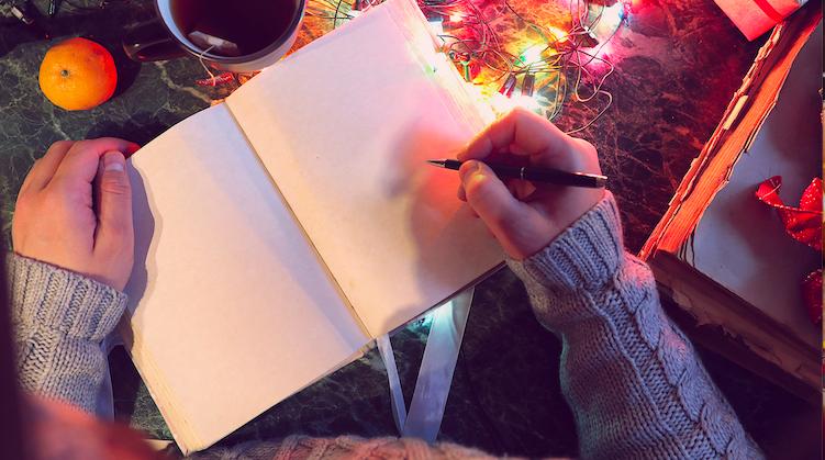 La navidad, la mejor época para publicar un libro