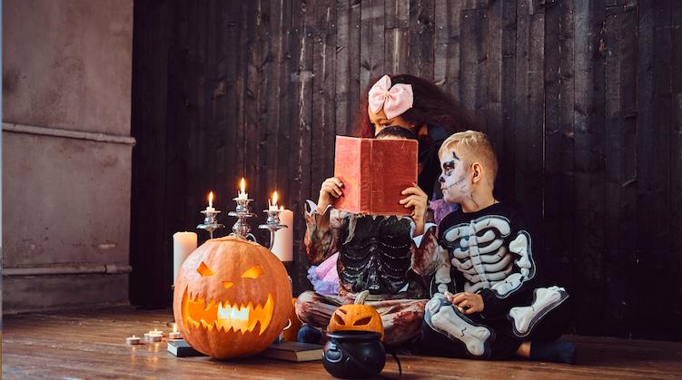Escritores perfectos para la noche de Halloween