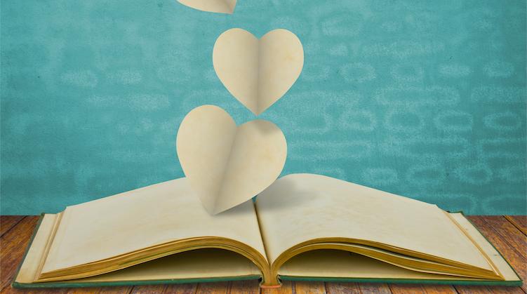 Libros para San Valentín