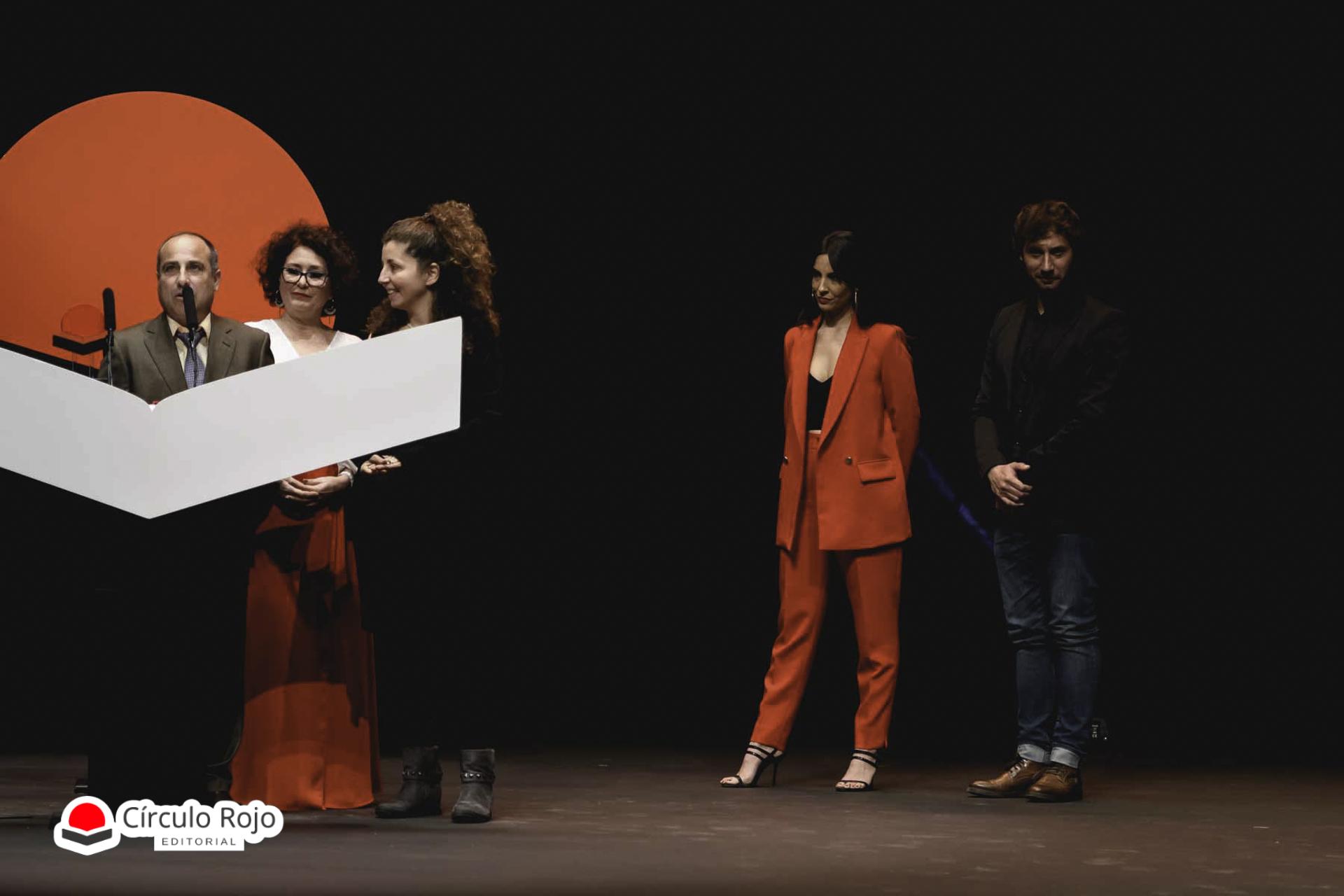 Entrevista a ganadores de los Premios Círculo Rojo 2019: te cuento un cuadro