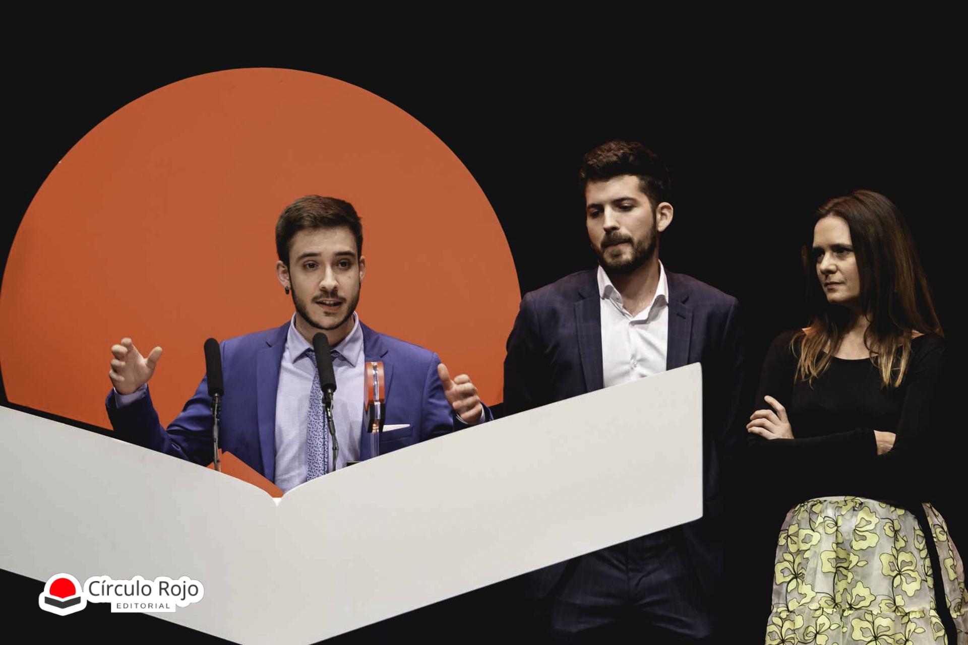 Entrevista a ganadores de los Premios Círculo Rojo 2019: Memorias de un loco cuerdo