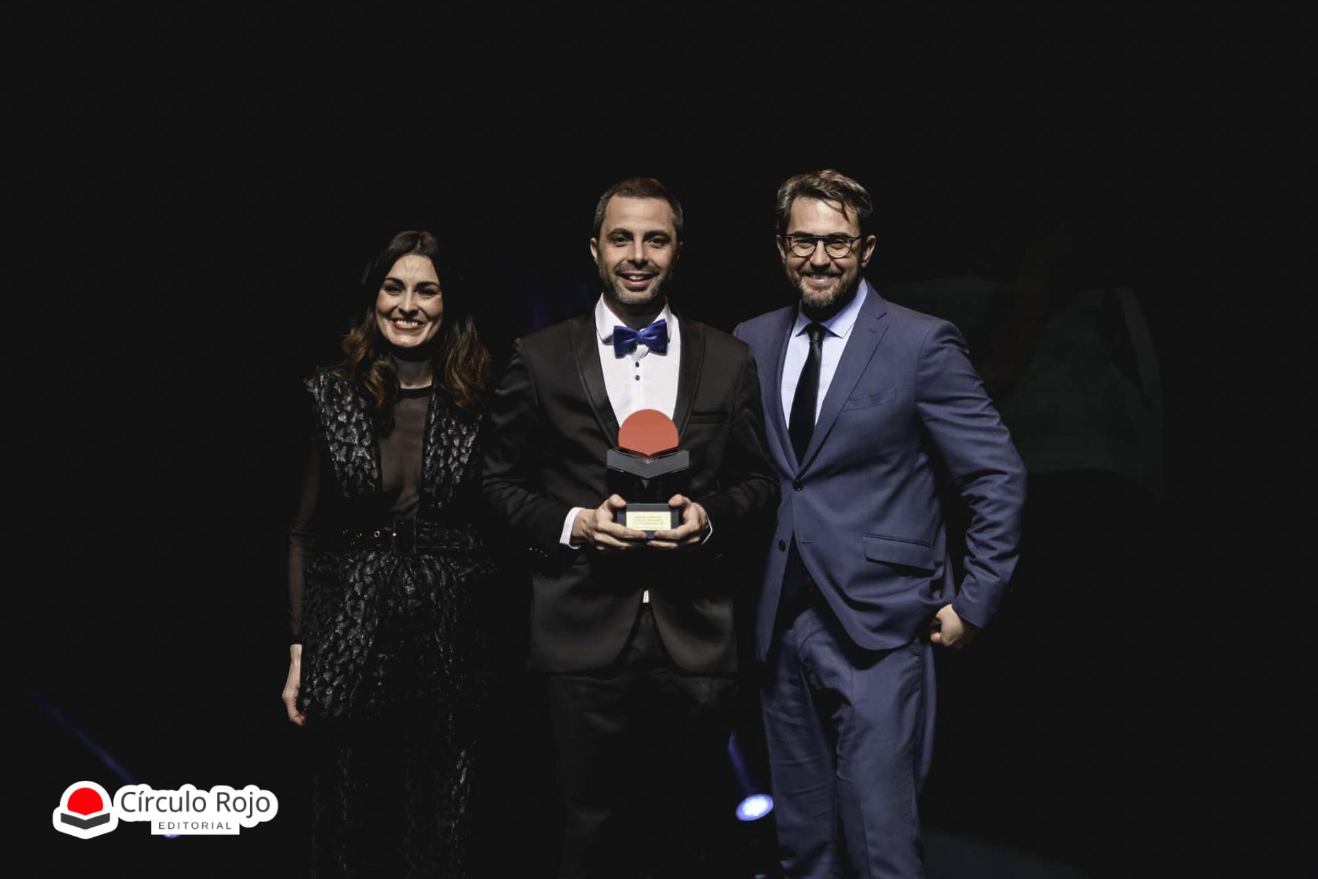Entrevista a ganadores de los Premios Círculo Rojo 2019: asomados al vacío