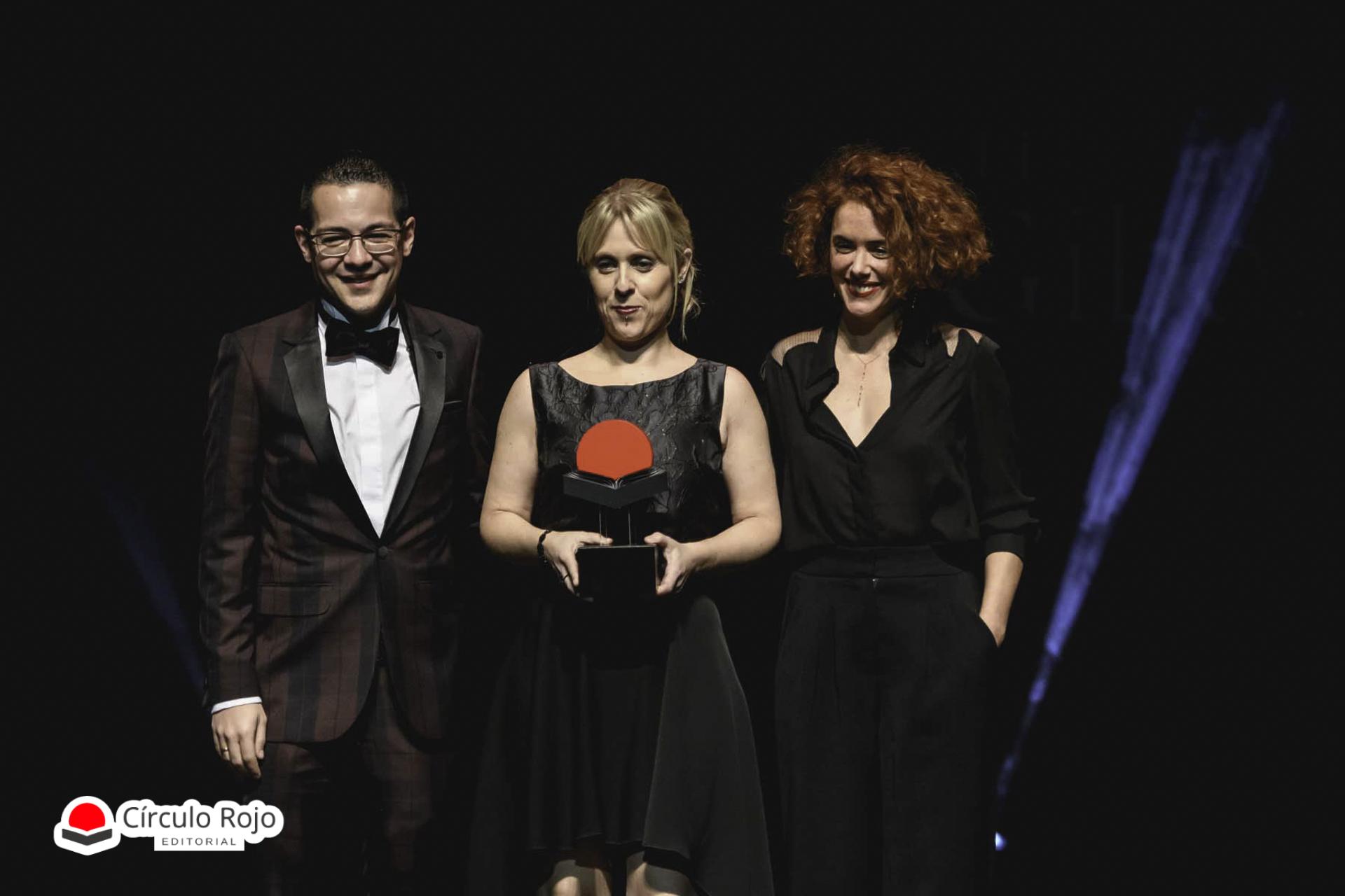 Entrevista a ganadores de los Premios Círculo Rojo 2019: el secreto de Gibola
