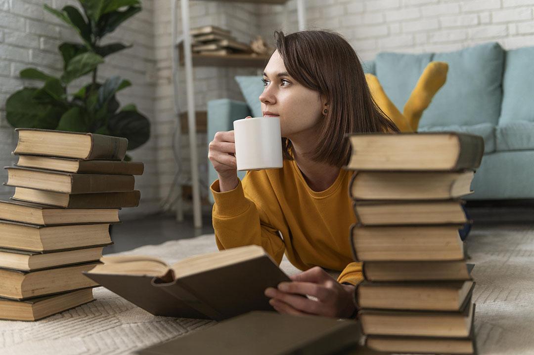 Tras la pandemia, el número de aficionados a la lectura ha aumentado en un 68,8%
