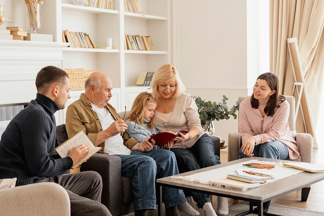 La familia, nuestro mejor apoyo en tiempos de pandemia y la mejor fuente de inspiración