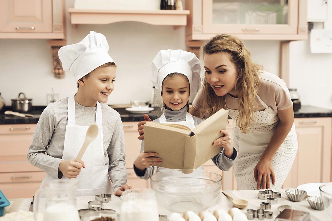 ¿Cocinillas? Publica tu recetario o libro de cocina