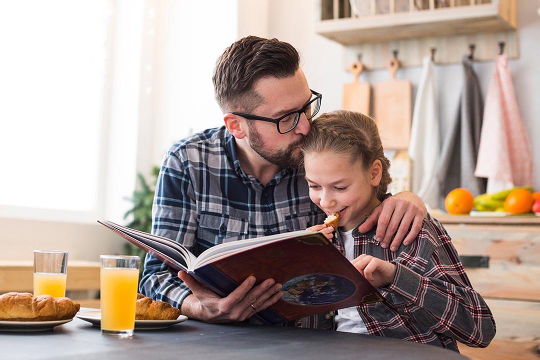 ¿Necesitas ayuda para encontrar el libro perfecto para regalar en el Día del Padre?