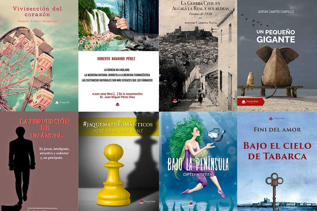 Los libros más vendidos en Círculo Rojo en febrero 2020