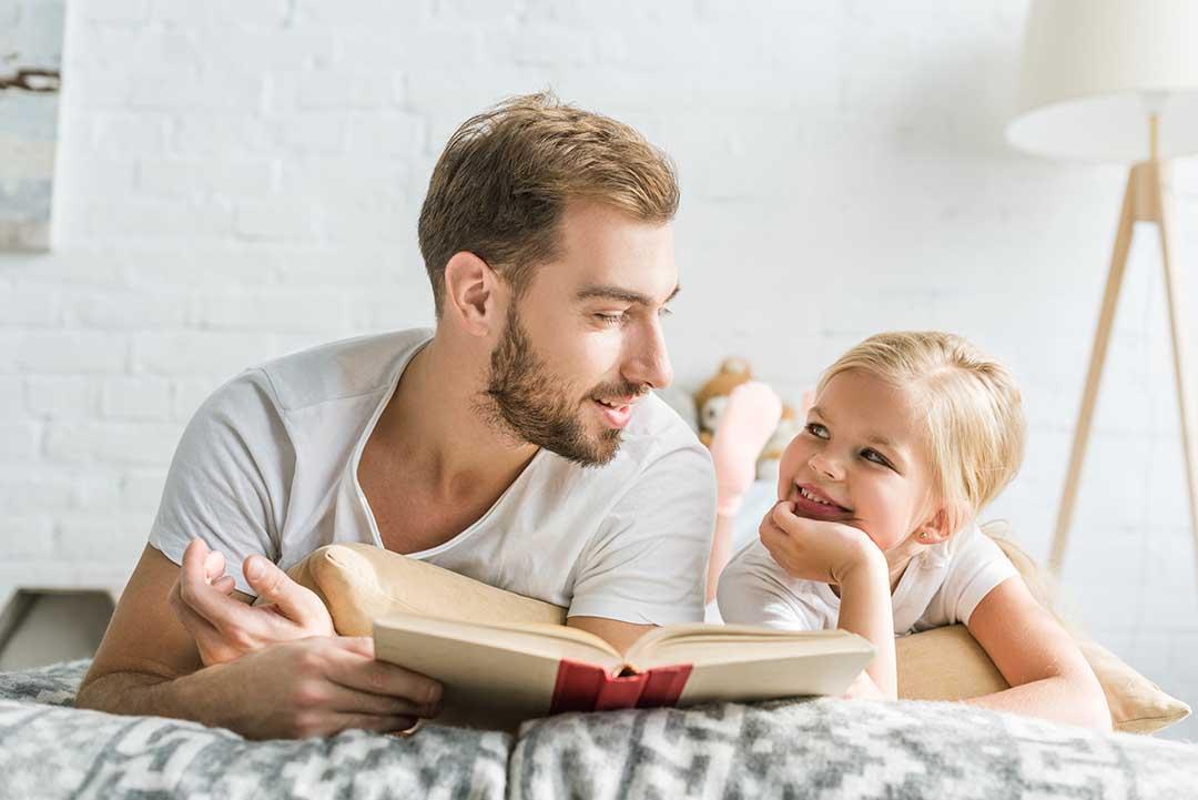 Cómo escribir un cuento infantil para dormir